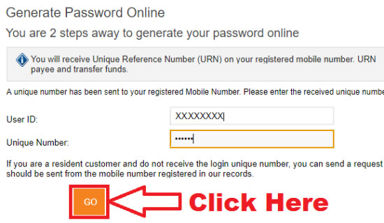 icici net banking how to activate net banking