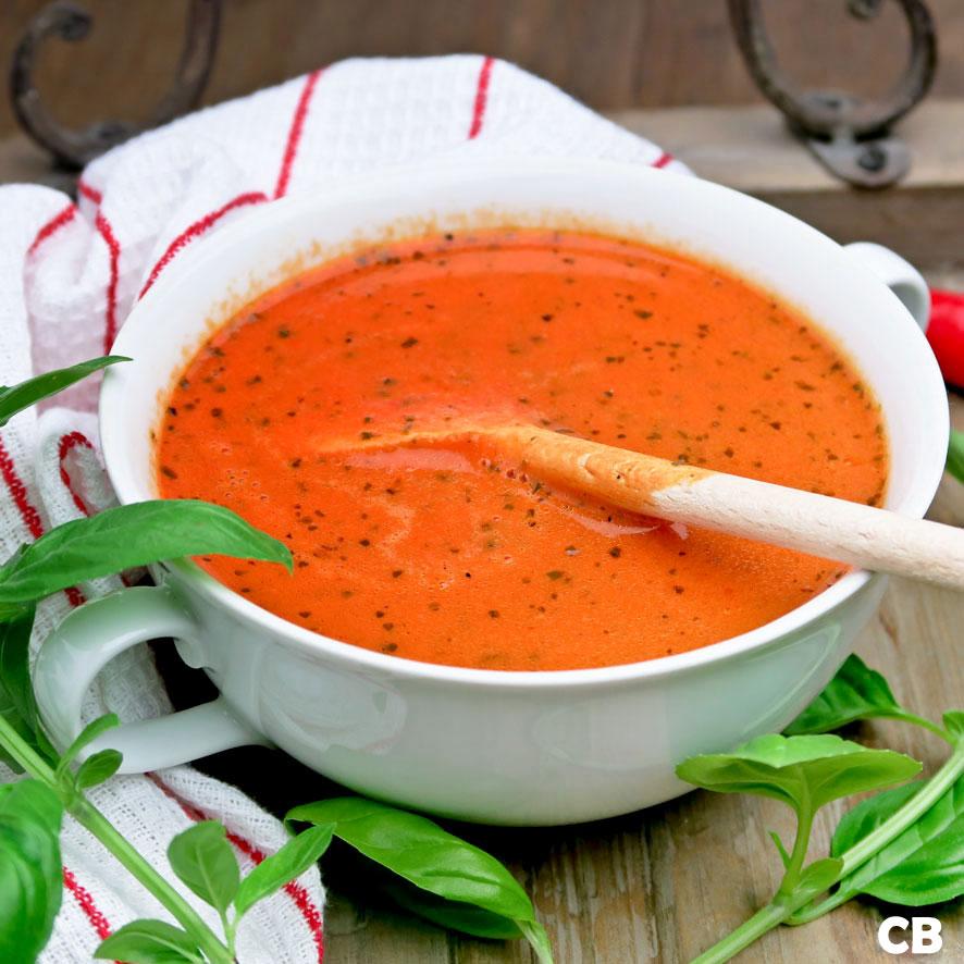 portie soep per persoon