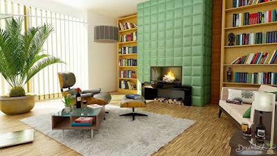 Interior Design, Home Remodeling, Fireplace