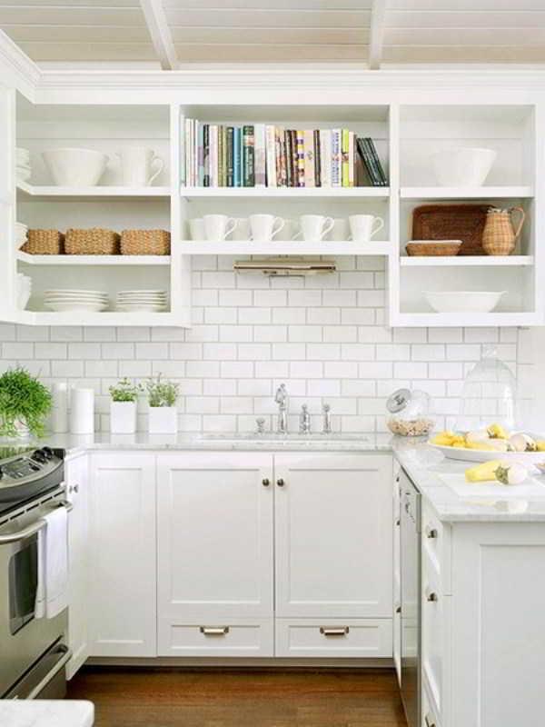 Desain Dapur Kecil Sederhana
