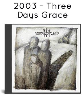2003 - Three Days Grace