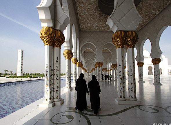 Bolehkah wanita haid masuk masjid?