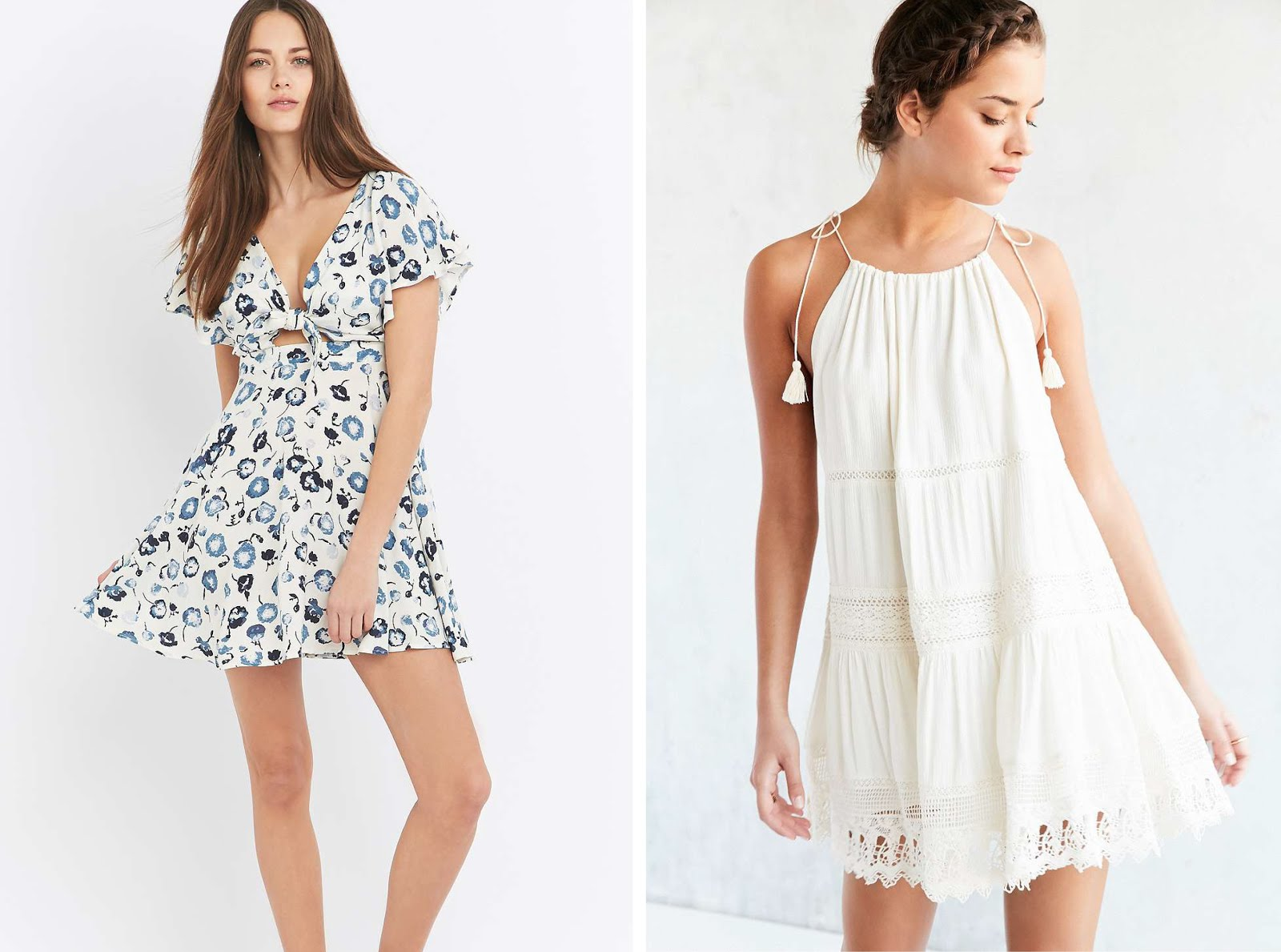 2 piece summer dresses urban