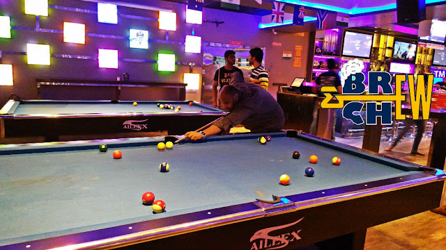 Underdoggs Sports Bar and Grill, Bangalore | Jayanth Dev Playing Game