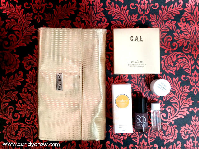 October Fab Bag 2016 Review
