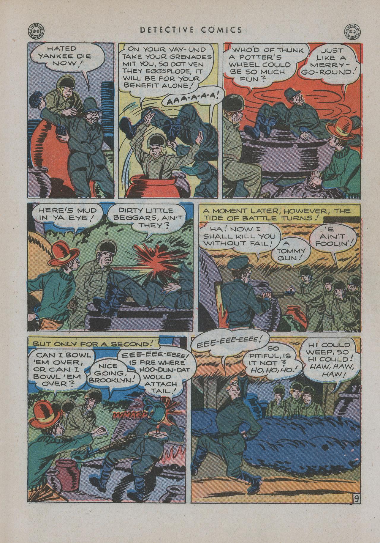 Read online Detective Comics (1937) comic -  Issue #108 - 47