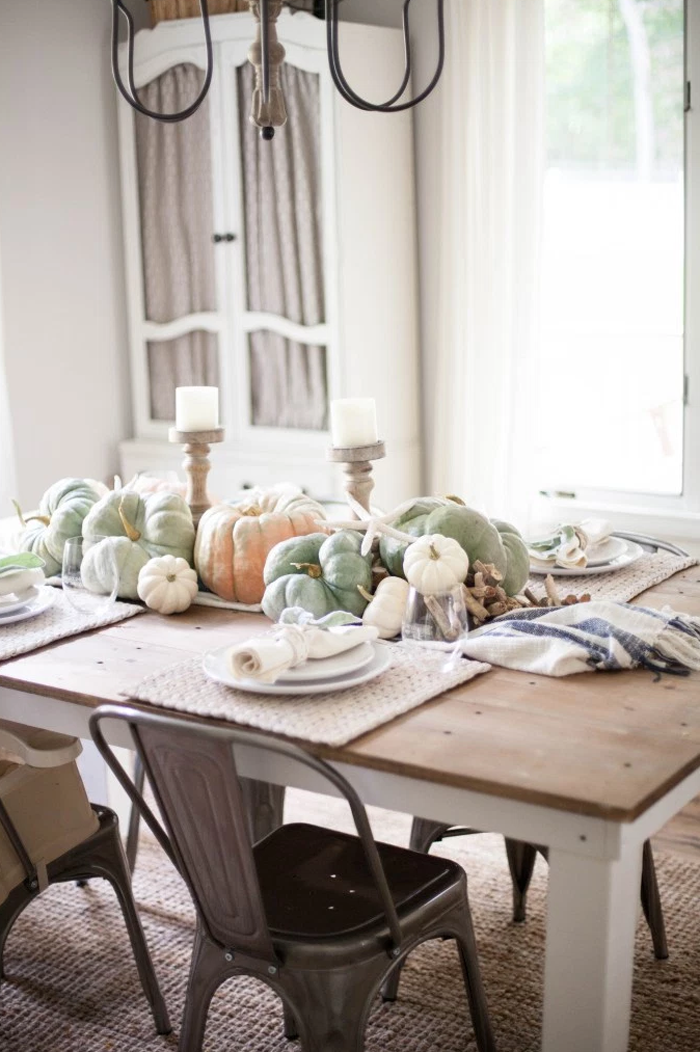 I should be mopping the floor inspiration monday fall for Dining room tablescapes ideas