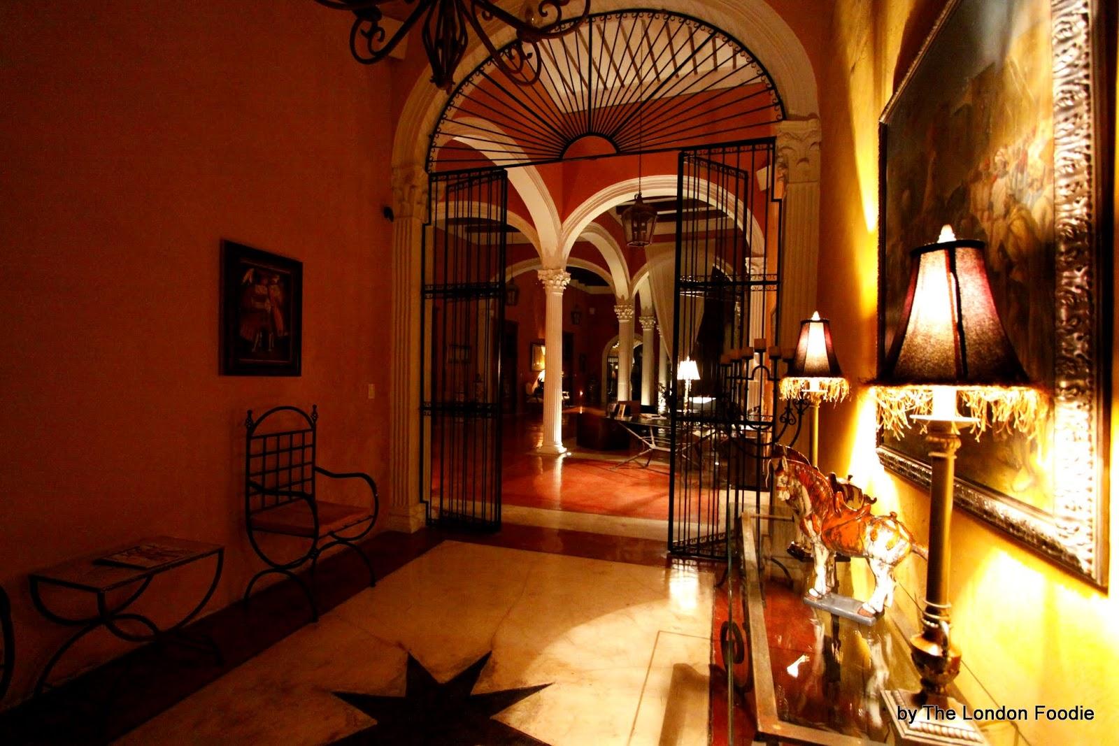Conde Nast Mexico City Restaurants
