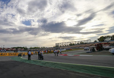 Insiden Salom, Sirkuit Catalunya Langsung Dirombak dan Pakai Format Jalur F1