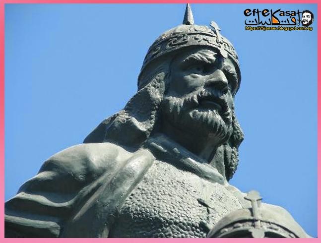 افتكاسات هذا تمثال صلاح الدين الايوبى الحقيقى يا امه الوهن