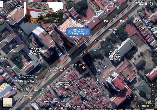 Thông báo thay đổi địa điểm đào tạo MS Project tại Hà Nội 3