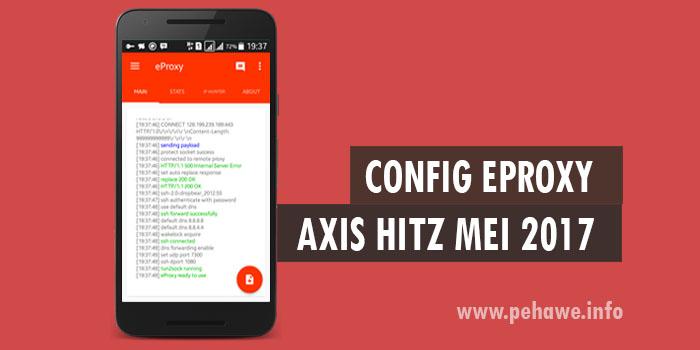 Config eProxy Axis Hitz Opok Mei 2017