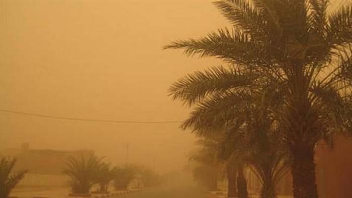 الأرصاد تحذر عاصفة شديدة تضرب القاهرة