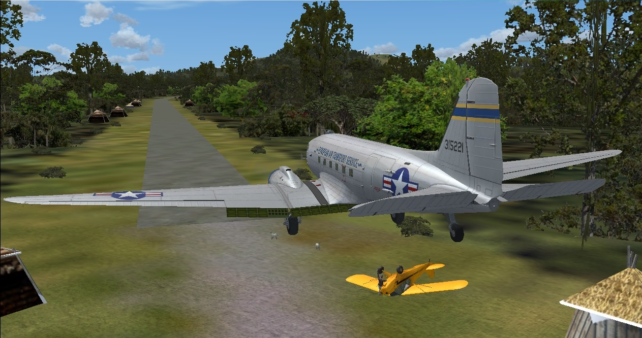 Assorted Randomness: Walikale Airstrip for FSX