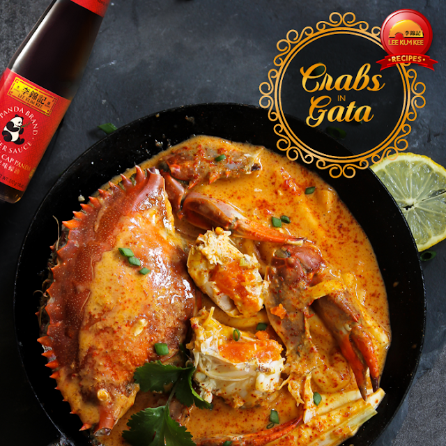Crabs in Gata Recipe