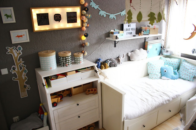 Roomtour Apfelbäckchens Altes Kinderzimmer Apfelbäckchen Familienblog