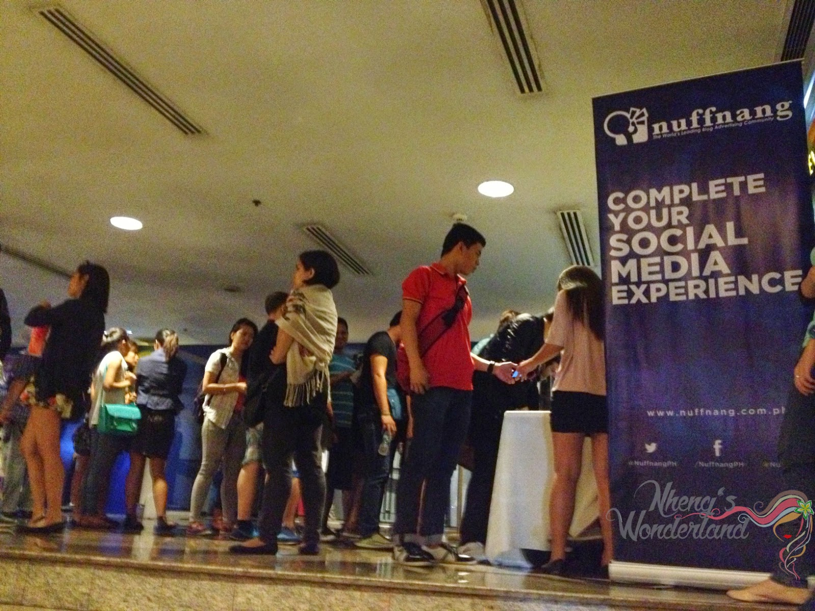 Nuffnang & Cadbury's Movie Premiere: The Mockingjay Part I