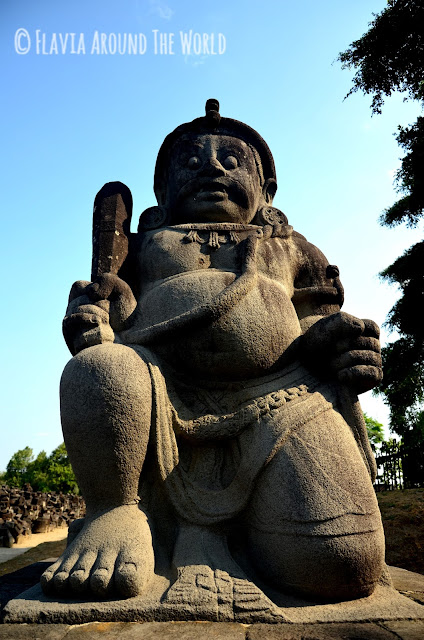 Guardián del templo Sewu