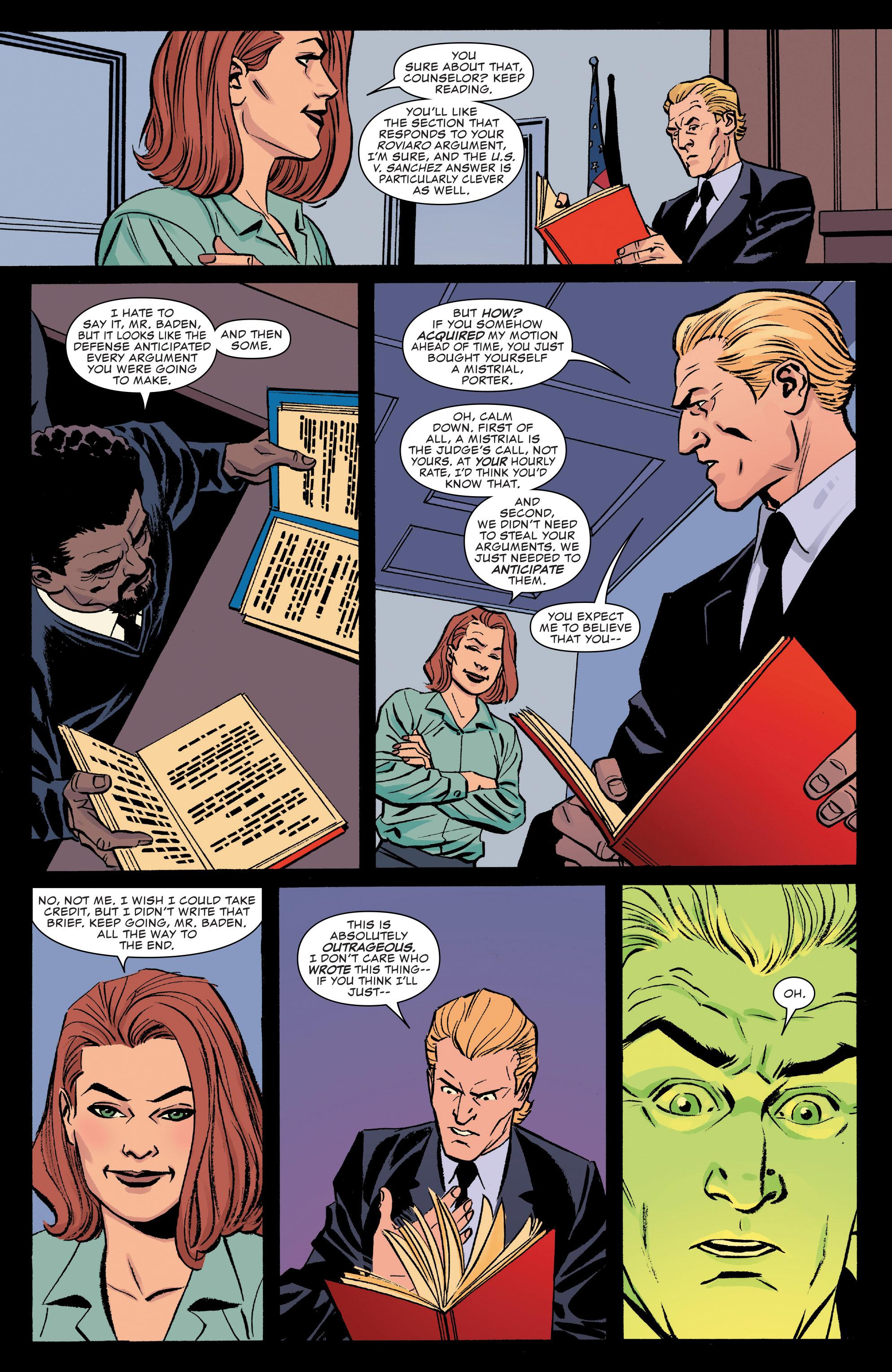 Read online Daredevil (2016) comic -  Issue #22 - 7