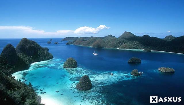 10 Laut Terluas di Dunia Beserta Benua, Negara, dan Letaknya