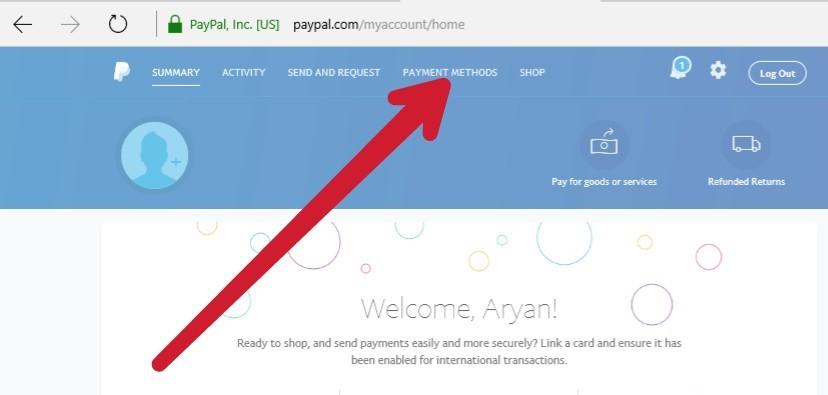 tips of security paypal account me bank details aur pan card kaise verify karte hai aur paypal. Black Bedroom Furniture Sets. Home Design Ideas