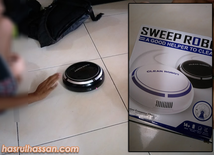 Review Mengenai Sweeper Robot Beli Online