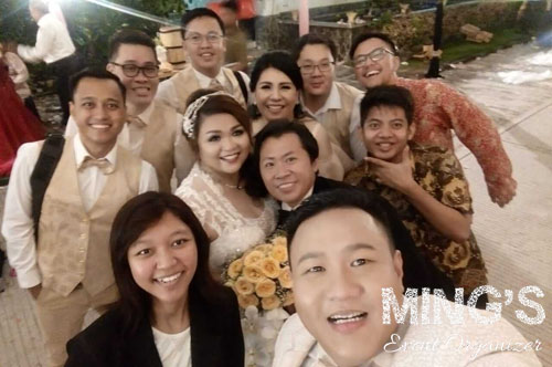Mc Magelang - Wedding Edo & Phenny 18 November 2018