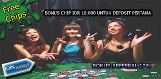 Freebet Terbaru - AcehPoker - Bonus Deposit 100%
