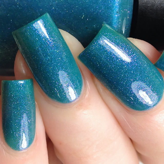 Seventy Seven Nail Lacquer-Paranoid & Complicated