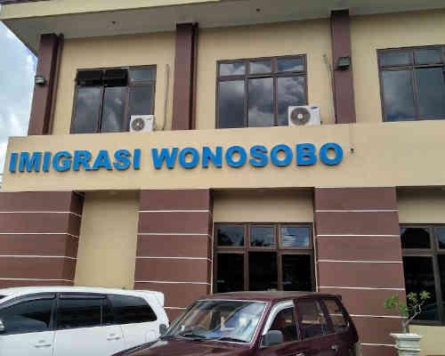Alamat Telepon Kantor Imigrasi Non TPI Wonosobo - Jawa Tengah