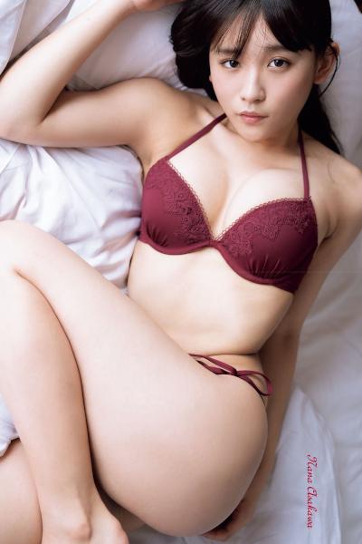 Nana Asakawa 浅川梨奈, Shonen Champion 2019 No.41 (少年チャンピオン 2019年41号)