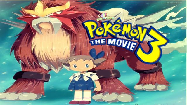 Pokémon: El hechizo de los Unown (2.1GB) (HDL) (Latino) (Mega)
