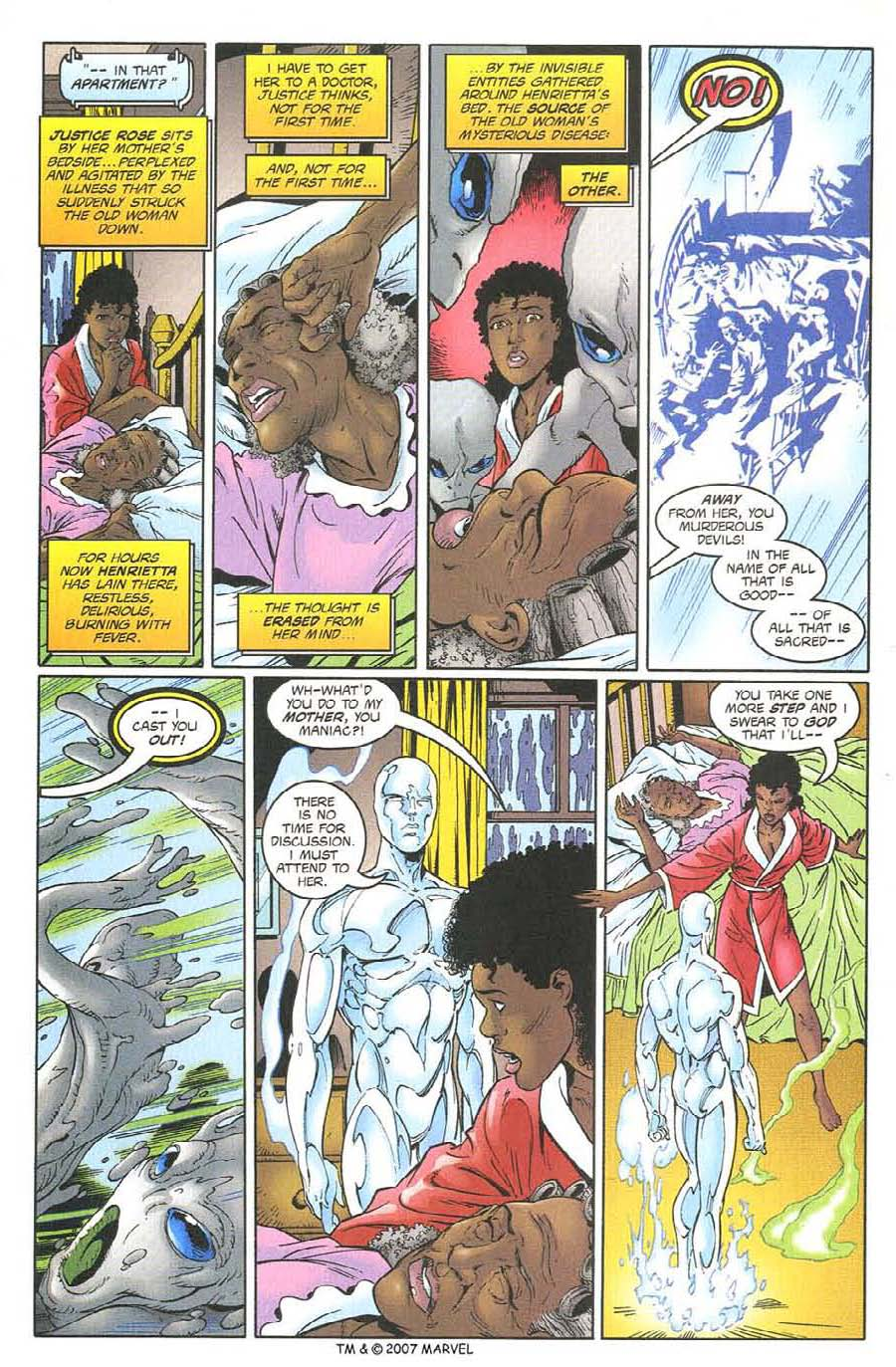 Read online Silver Surfer (1987) comic -  Issue #134 - 11
