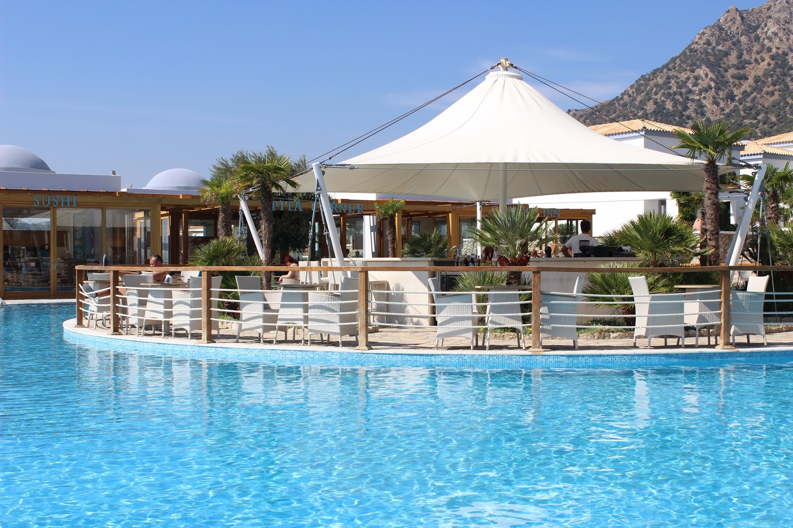Take 2: Mitsis Blue Domes Hotel, Kos | BRITISH BEAUTY ADDICT