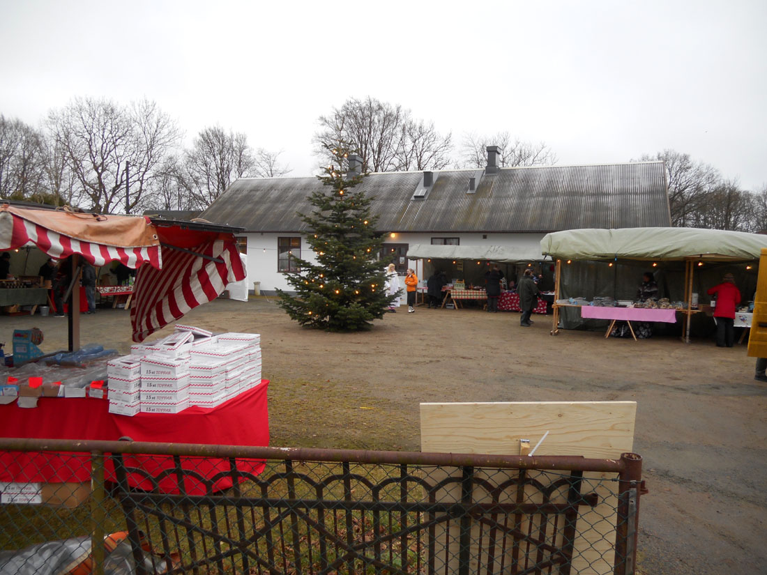 Mercatino di Natale a Djurröd