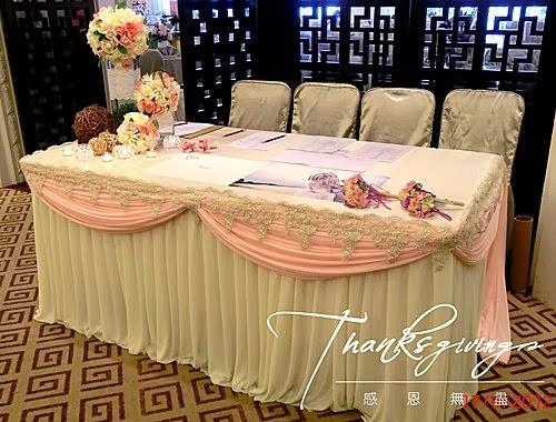 Thanksgivings Wedding : 都會海逸酒店 Harbour Plaza Metropolis - 景逸軒