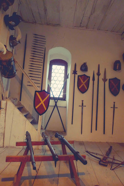 Harburg Castle Weapons