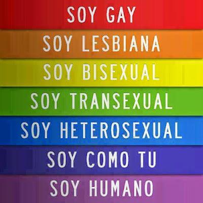 Resultado de imagen de no homofobia