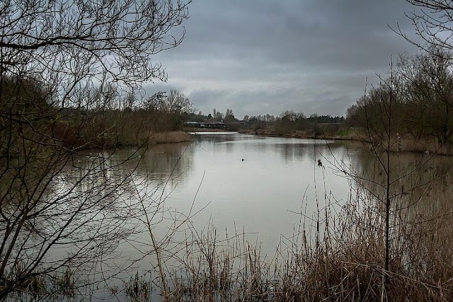 Lodge Lake, Milton Keynes