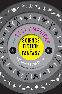The Best American Science Fiction and Fantasy 2016 - Karen Joy Fowler [kindle] [mobi]