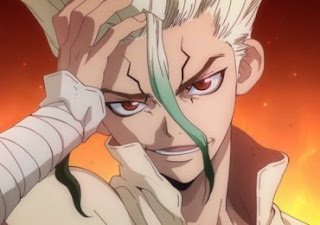 Dr. Stone 21  online
