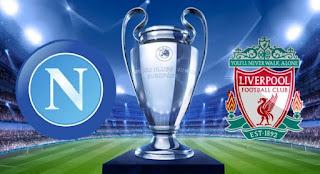 مشاهدة مباراة ليفربول و نابولي بث حي ومباشر دوري ابطال اوروبا