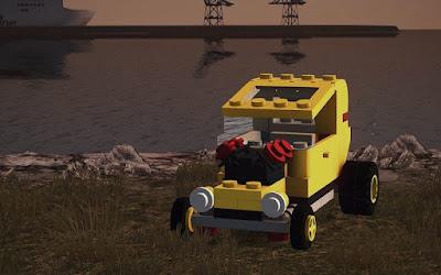 Lego Car - ETS2 v1.34