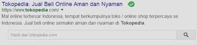 nama toko online seller penjual terpercaya tokopedia