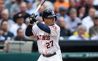 Fantasy Baseball Best Leadoff Hitter Jose Altuve