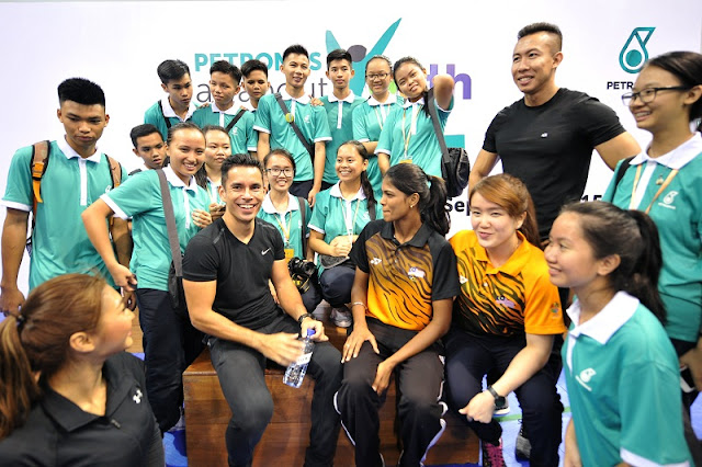 PETRONAS ALL ABOUT YOUTH 2015