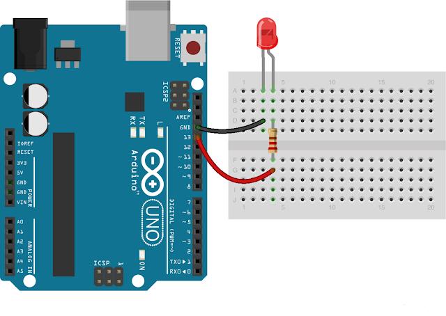 Tutorial Arduino - Belajar Memahami Pernyataan if
