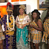 Photos from Olu Jacob, Joke Silva's Son' traditional wedding in Portharcourt
