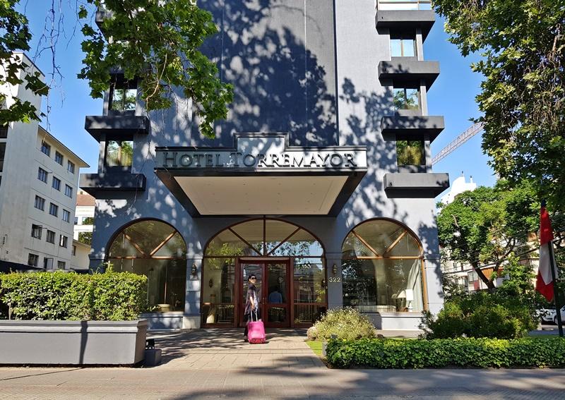 Melhores hotéis de Santiago, providência