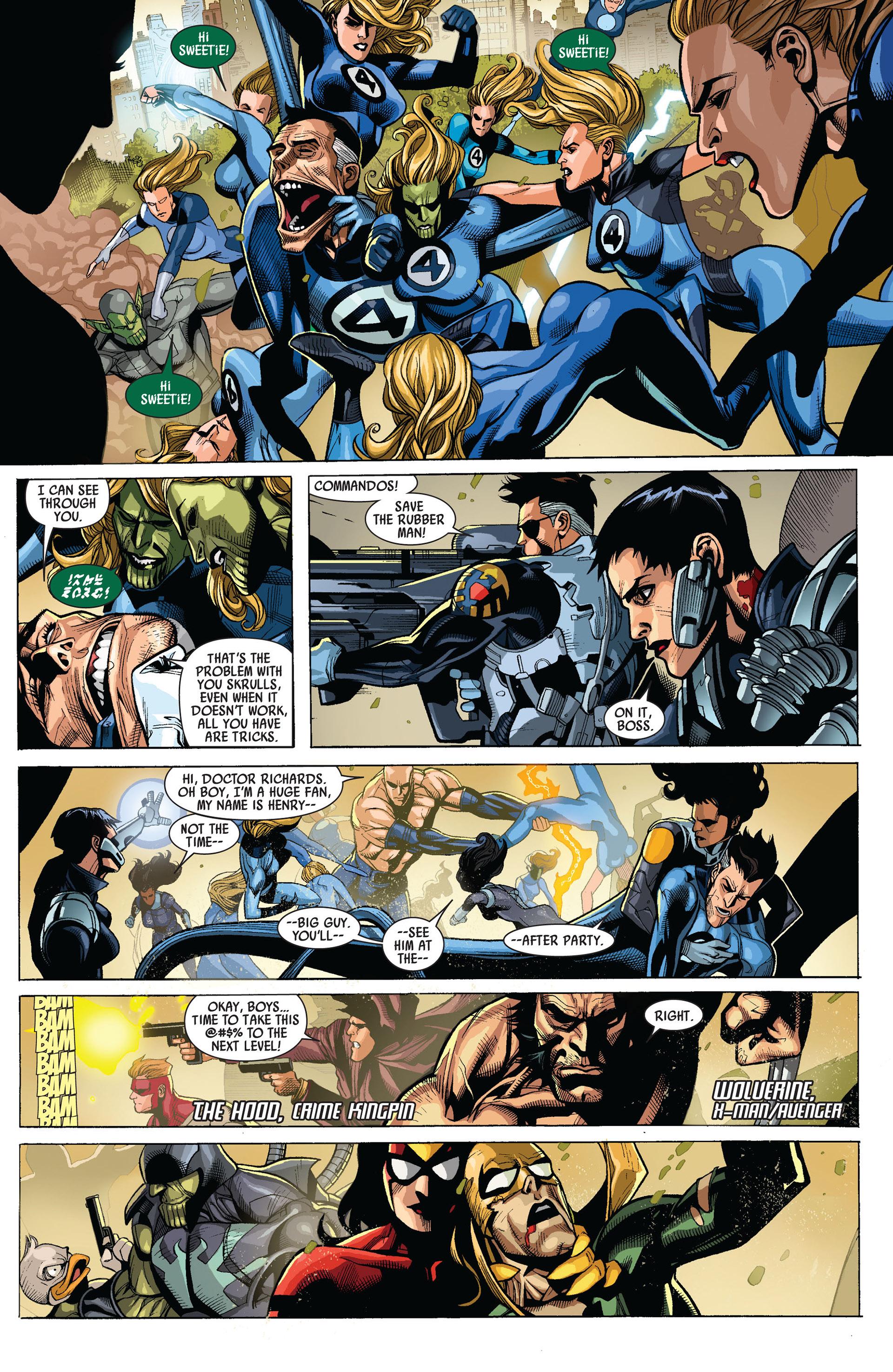 Read online Secret Invasion comic -  Issue #7 - 10